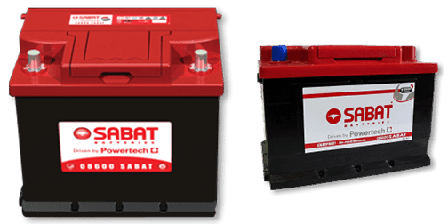 Sabat has found that newer vehicles demand more and more from their batteries, and to answer these needs, they have developed cutting edge products that are able to cope with the latest in vehicle technologies.